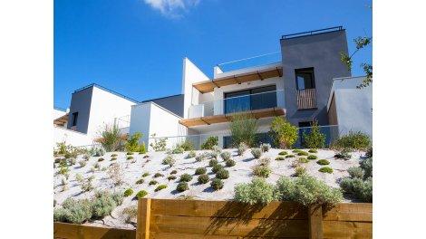 Appartements et maisons neuves Perspectives Océanes éco-habitat à Anglet