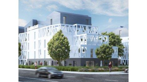 Appartements neufs Trio Verde éco-habitat à Bayonne
