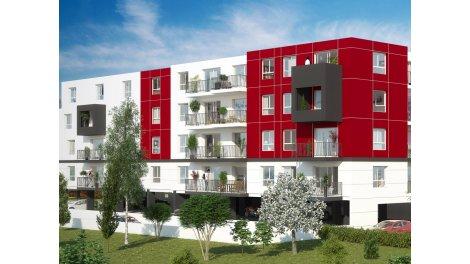 Appartements neufs Pyrène & Sens éco-habitat à Pau