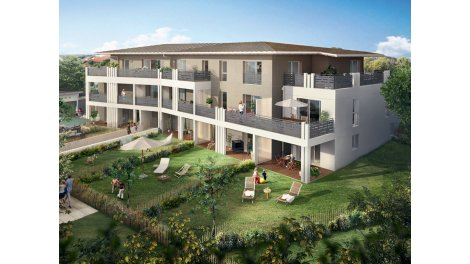 Appartement neuf Villa Néo à Anglet
