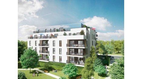 Appartement neuf Résidence François Mauriac éco-habitat à Talence