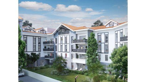 Appartement neuf Villa Marine éco-habitat à Arcachon