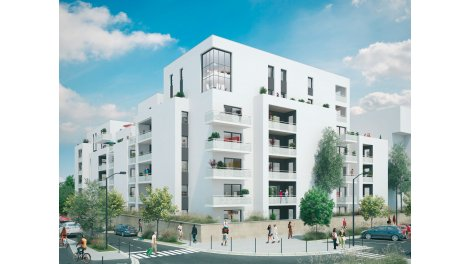 Appartement neuf Le Carré Peixotto à Talence