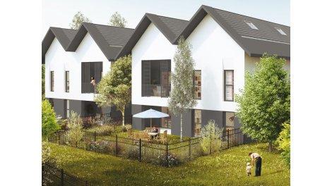 Appartement neuf Le Carré Pradas éco-habitat à Mérignac