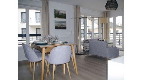 Appartement neuf Bientôt Dans les Yvelines éco-habitat à Achères