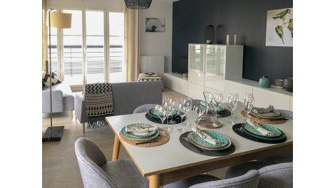 Appartement neuf Bientôt Dans l'Est Parisien éco-habitat à Gagny