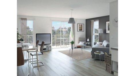 Appartement neuf Bientôt Dans l'Est de Paris éco-habitat à Paris 20ème