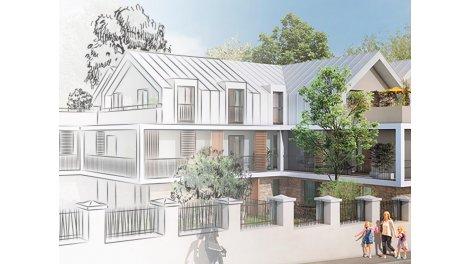 Appartement neuf Bientôt Dans les Yvelines éco-habitat à Mantes-la-Jolie