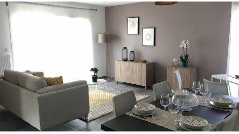 Maisons neuves Le Hameau des Rosiers investissement loi Pinel à Romans-sur-Isère