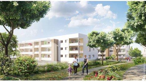 Appartement neuf Côté Sud investissement loi Pinel à Fontaine