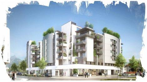Appartement neuf L'Initial investissement loi Pinel à Seyssinet-Pariset