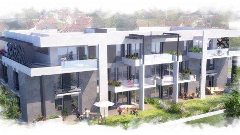 Appartement neuf Villa Athéna investissement loi Pinel à Voiron