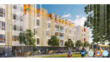 Appartement neuf Joia investissement loi Pinel à Montpellier