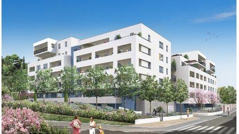 Appartement neuf Les Lodges à Marseille 13ème