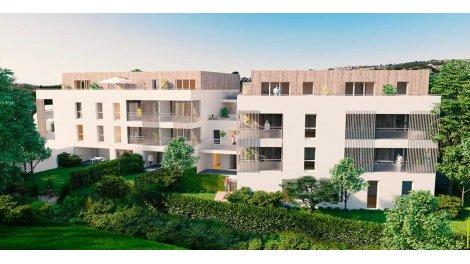 Appartement neuf Intim' Château Gombert à Marseille 13ème