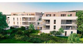 Appartements neufs Intim' Château Gombert investissement loi Pinel à Marseille 13ème
