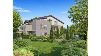 Appartements neufs Pur'Blagnac investissement loi Pinel à Blagnac