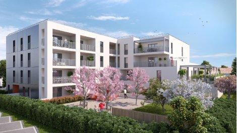 Appartement neuf Lorcaée investissement loi Pinel à Montpellier