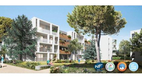 Appartement neuf Harmonia Verde à Montpellier