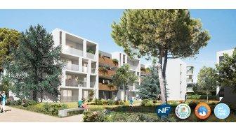 Appartements neufs Harmonia Verde à Montpellier