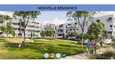 Appartement neuf Tarian à Montpellier