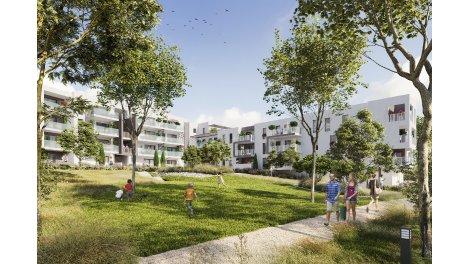 Appartement neuf Tarian investissement loi Pinel à Montpellier