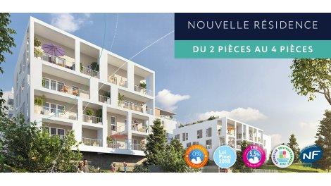 Appartement neuf La Scala investissement loi Pinel à Marseille 10ème