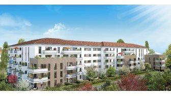 Appartements neufs Les Jardins du Pastel investissement loi Pinel à Toulouse