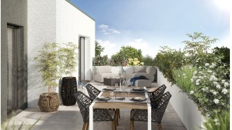Appartements neufs Serenys 2 à Toulouse