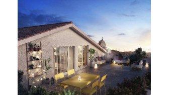 Appartements neufs Coeur Croix Daurade 2 investissement loi Pinel à Toulouse