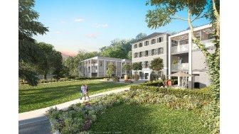 Appartements neufs Confidences Fond Rose investissement loi Pinel à Caluire-et-Cuire