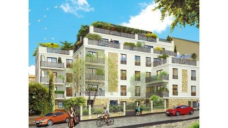 Appartement neuf Les Balcons de Cédrie à Bagneux