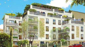 """Programme immobilier du mois """"Les Balcons de Cédrie"""" - Bagneux"""