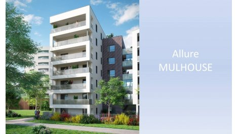 immobilier neuf à Mulhouse