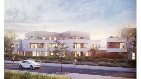 Appartement neuf Synergy investissement loi Pinel à Drusenheim