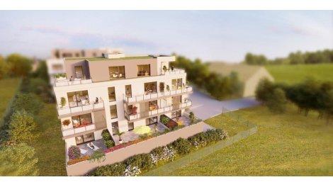 Appartement neuf Côté Sud à Hagenthal-le-Haut