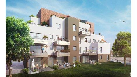 Appartement neuf La Parenthèse investissement loi Pinel à Brumath