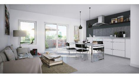 logement neuf à Strasbourg