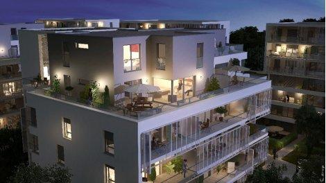 Appartement neuf Krystal investissement loi Pinel à Bischheim