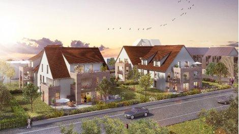 Appartements neufs Les Résidences du Kirchberg investissement loi Pinel à Barr