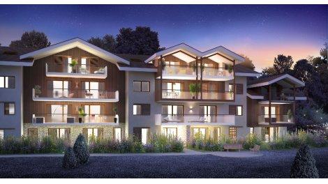 Appartement neuf Horizon Leman investissement loi Pinel à Anthy-sur-Léman