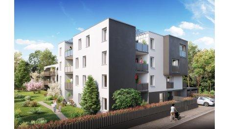Appartement neuf Le Hussard Noir à Toulouse