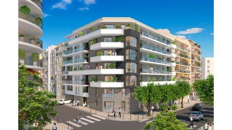Appartement neuf Nice Arte à Nice