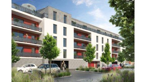 Appartements neufs Le Théâtre éco-habitat à Challans