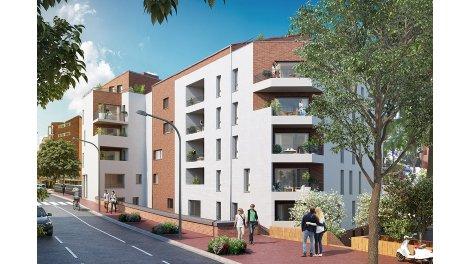 Appartement neuf Résidence de la Halle Aux Grains à Toulouse