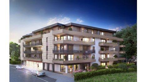 Appartement neuf Elément investissement loi Pinel à Saint-Genis-Pouilly