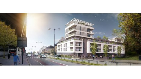 Appartement neuf Roazhome investissement loi Pinel à Rennes