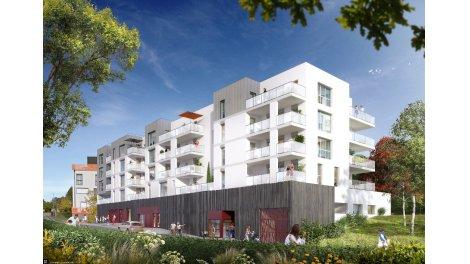 Appartement neuf Ar Gwez investissement loi Pinel à Vern-sur-Seiche