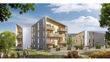 Appartement neuf Granges d'Acigne investissement loi Pinel à Acigné