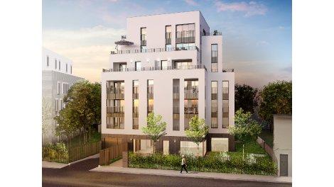 Appartement neuf Le Prisme investissement loi Pinel à Lyon 4ème